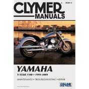 Clymer Repair Manual M281-4