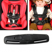 Baby Car Safety Seat Strap Belt Lock Harness Chest Child Kids Toddler Clip Safe Buckle
