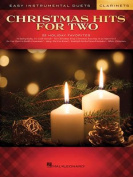 Christmas Hits for Two Clarinets