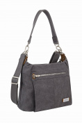 Travelon Anti-theft Heritage Hobo Bag, Pewter, One Size