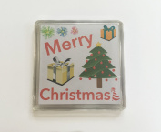Merry Christmas Lucky Sixpence Keepsake Gift