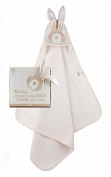 Woolly Organic Hooded Towel Bunny