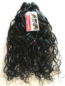 tissage-extension - Weave Brazilian Remy Hair Deep Wave Natural Black