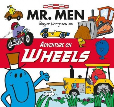 Mr. Men Adventure on Wheels (Mr. Men and Little Miss Adventures)