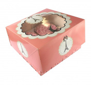 Pack of 2 Party Cupcake Boxes