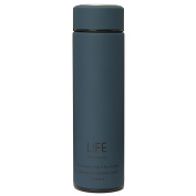KING DO WAY Insulated Stainless Steel Water Vacuum Bottle Coffee Thermos Flasks Travel Container,500ML/18Oz Blue