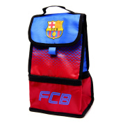 FC Barcelona Official Fade Insulated Football Crest Lunch Bag (One Size)