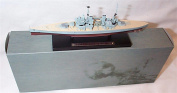 de agostini atlas editions HMS prince of wales ship 1.1250 scale diecast model