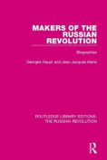 Makers of the Russian Revolution