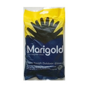 3 x Marigold Extra Tough Outdoor Gloves - Extra Large