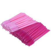 eBoot Disposable Eyelash Mascara Brushes Makeup Applicators Brush Kit