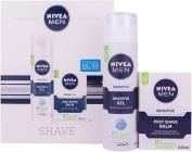 Nivea Men Shave Gift Set - 2-Piece