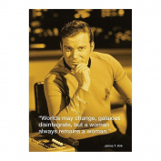 Postcard - Star Trek - James T. Kirk IQuote - 10 x 15cm - Pyramid