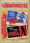 Tarantino's Grindhouse / Death Proof / Planet Terror Movie Reproduction A4 Poster / Print 260GSM Photo Paper