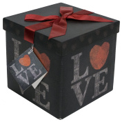 Endless Art US Amrita Love EZ Gift Box. Easy to Assemble and No Glue Required.