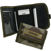 Mens Boys CAMOUFLAGE Nylon WALLET CAMO Design by Obsessed SURF STYLE