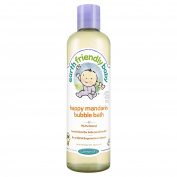 Earth Friendly Baby Happy Mandarin Bubble Bath 300ml by Earth Friendly Baby