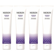 NIOXIN Intensive Therapy Deep Repair Hair Unisex Masque 150ml x 4 package