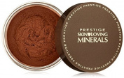 Prestige Cosmetics Skin Loving Minerals Gentle Finish Mineral Powder Foundation, Warm Mocha, 5ml by Prestige Cosmetics