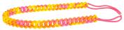 Capelli New York Girls Tie Dye Silicone Headwrap Pink One Size