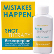Keracolor Shot Therapy Mistakes Happen #escapeplan, Safely Removed Artificial Colour without Using Bleach, 60ml