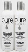 Pure Blend Coco-Colada Shampoo & Conditioner, 120ml Each