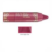 Bitzy Matte Lipstick Crayon 123 Girls Night Out