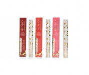 Pacifica Devocean Natural Lipstick – Natural Mystic, Rebel Sol & XOX Bundle with Jojoba and Sunflower Oil, .210ml each