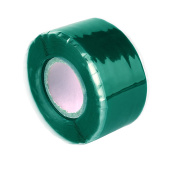 Soledi Waterproof Silicone Repair Tape Bonding Rescue Self Fusing Tape -60 C to 260 C Green