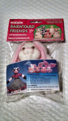 Barnyard Friends - Air Freshener Doll Bunny (Fibre Craft) 3023 1 Pc