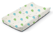 Summer Infant Ultra Plush Changing Pad Cover, Elephant March
