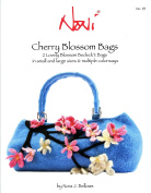 Noni Knitting & Felting Pattern 113 - Cherry Blossom Bags in Small & Large Sizes & Multiple Colorways