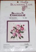 The Daisies - Blackberry Lane Brazilian Embroidery pattern #106