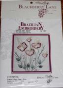 Buds of May - Blackberry Lane Brazilian Embroidery pattern #102