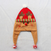 TOPUNDER Hot Merry Christmas Party Santa Claus Hats Xmas Cap Hat
