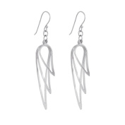 Annaleece Kimberly Sterling Silver Hook Earrings