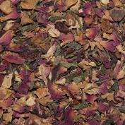 True Leaf Tea Organic Wild Raspberry Rose Tea 120ml