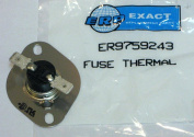 Cooking Appliances Parts 9759243 for Whirlpool Kitchenaid Thermal Fuse Thermostat PS974727 AP3885687