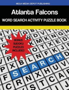 Atlanta Falcons Word Search Activity Puzzle Book