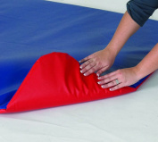 Play Zone Floor Mat in Red/Blue