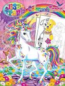 Bendon Lisa Frank Tracing & Colouring Book