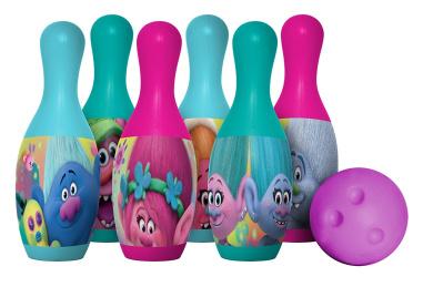Hedstrom, Dreamworks Trolls Plastic Bowling Set Game