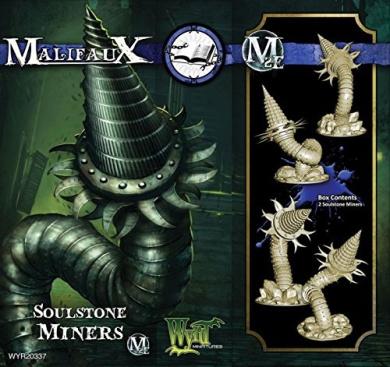 Malifaux - Arcanists - Soulstone Miners