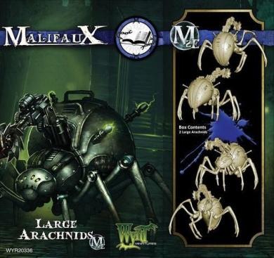 Malifaux - Arcanists - Large Arachnids