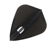 L4c Kite Champagne Dart Flights - Black