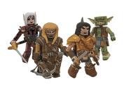 Diamond Select Toys Pathfinder Minimates Box Set
