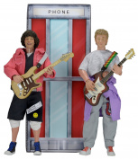NECA Bill & Ted's Excellent Adventure 20cm Clothed Figure