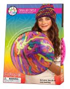 Bead Bazaar Creative Circle Loom Knitting Kit, Sunburst