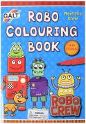 Galt Robo Colouring Book