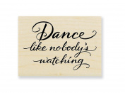 Stampendous Dance Like Rubber Stamp
